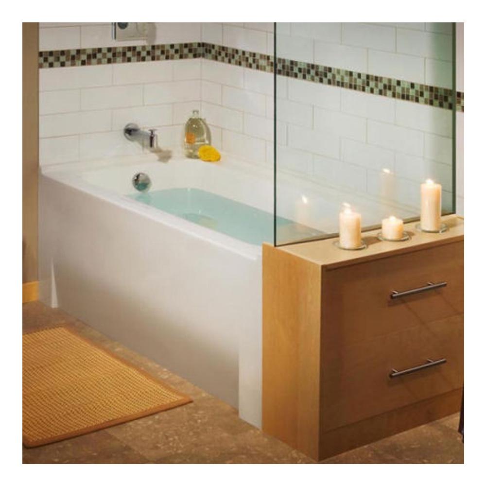 American Standard Minimalist 60 X 32 Acrylic Bathtub With Integral