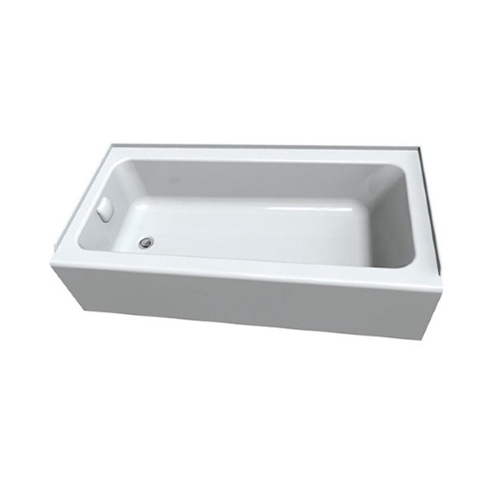Shop For American Standard Sonoma Low Threshold Acrylic Bathtub
