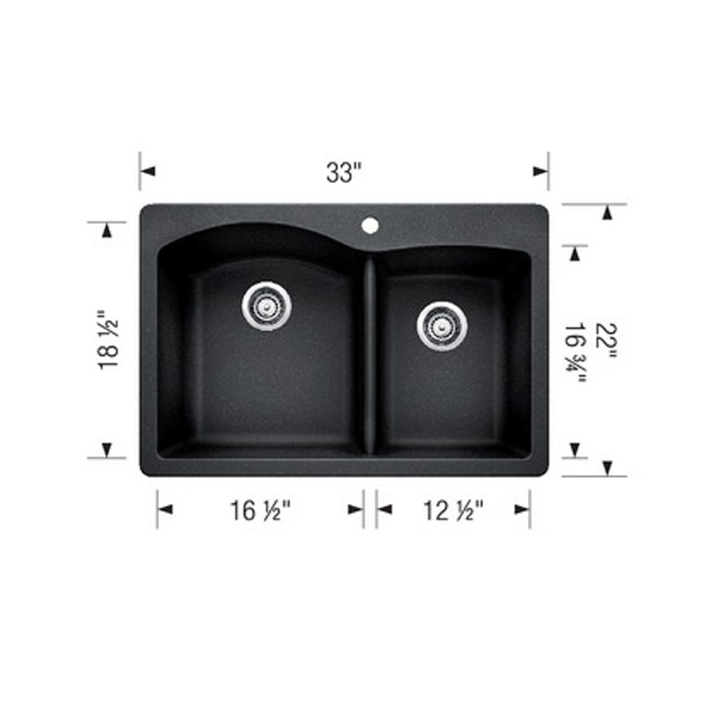 Shop For Blanco Precis U 2 Granite Composite Sink