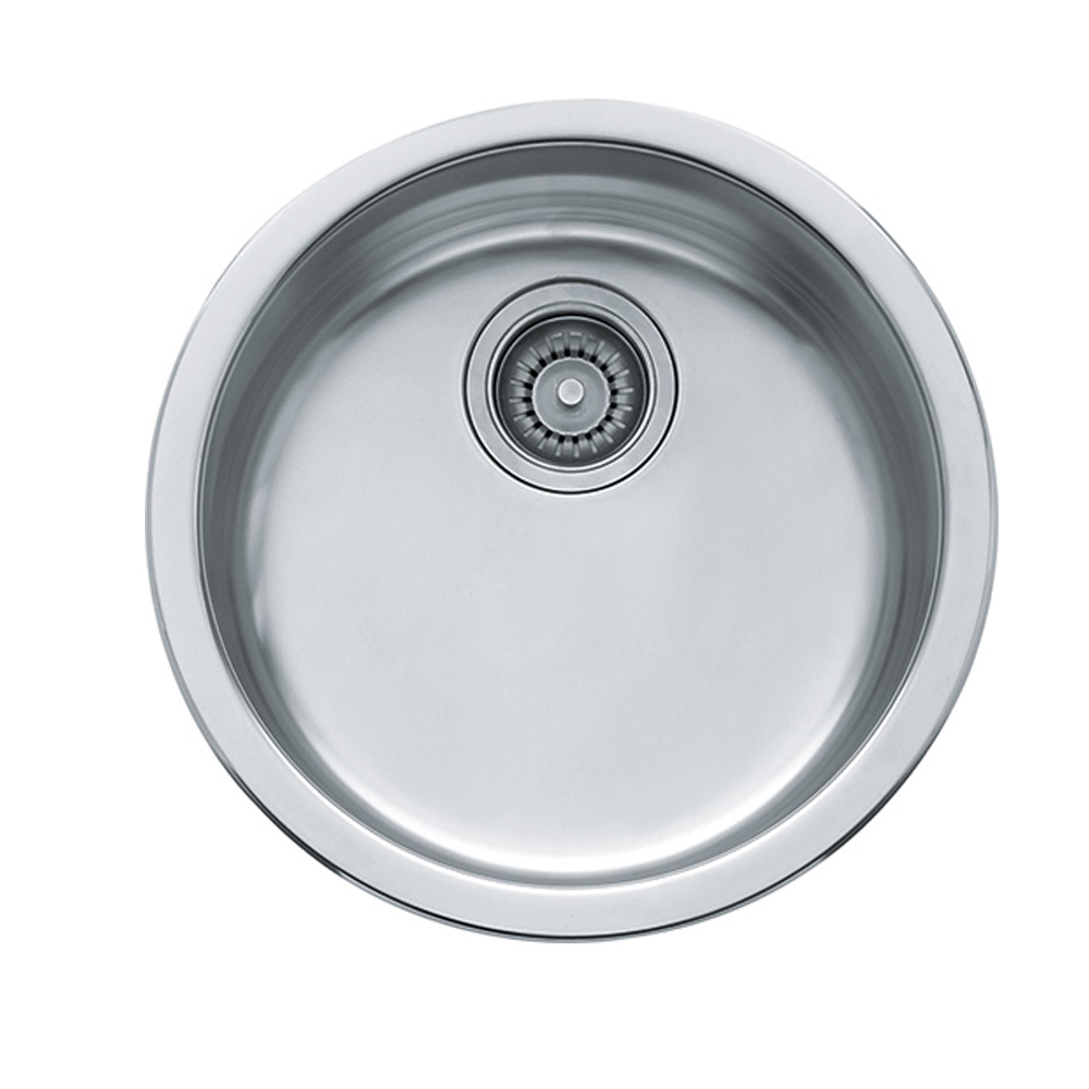 Shop For Franke Rotondo Rbx110 Stainless Steel Sink